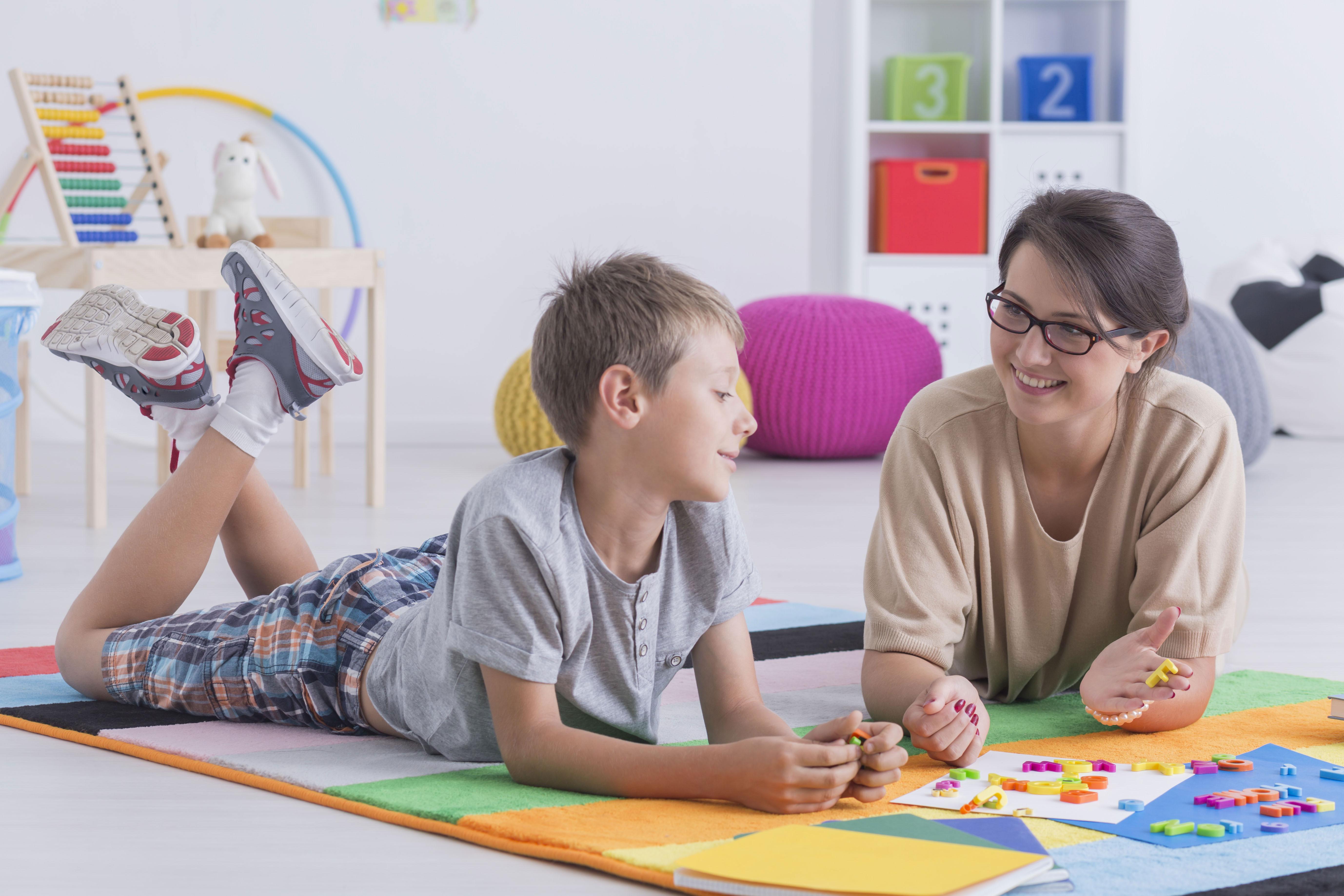 kindertherapie in Amersfoort
